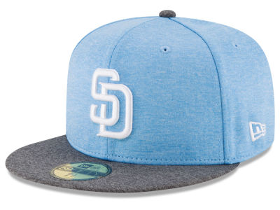 San Diego Padres New Era 2017 MLB Father's Day 59FIFTY Cap