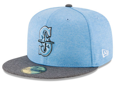 Seattle Mariners New Era 2017 MLB Father's Day 59FIFTY Cap