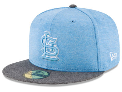 St. Louis Cardinals New Era 2017 MLB Father's Day 59FIFTY Cap