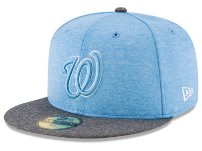 Washington Nationals New Era 2017 MLB Father's Day 59FIFTY Cap