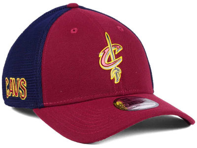 Cleveland Cavaliers New Era 2017 NBA On Court 39THIRTY Cap