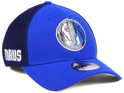 Dallas Mavericks New Era 2017 NBA On Court 39THIRTY Cap