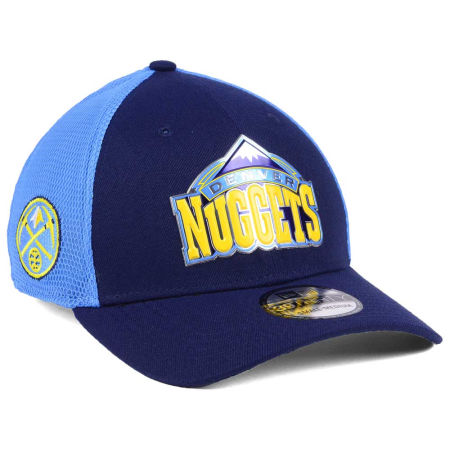 Denver Nuggets New Era 2017 NBA On Court 39THIRTY Cap
