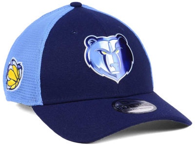 Memphis Grizzlies New Era 2017 NBA On Court 39THIRTY Cap