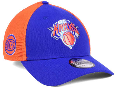 New York Knicks New Era 2017 NBA On Court 39THIRTY Cap