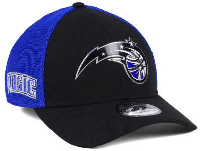 Orlando Magic New Era 2017 NBA On Court 39THIRTY Cap