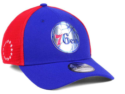 Philadelphia 76ers New Era 2017 NBA On Court 39THIRTY Cap