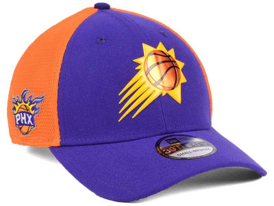 Phoenix Suns New Era 2017 NBA On Court 39THIRTY Cap