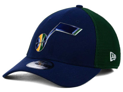 Utah Jazz New Era 2017 NBA On Court 39THIRTY Cap