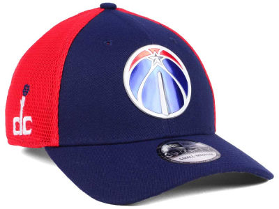 Washington Wizards New Era 2017 NBA On Court 39THIRTY Cap
