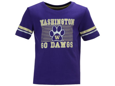 Washington Huskies Colosseum NCAA Toddler Qualifier T-Shirt
