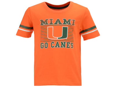 Miami Hurricanes Colosseum NCAA Toddler Qualifier T-Shirt