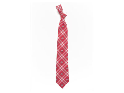 Ohio State Buckeyes Rhodes Poly Tie