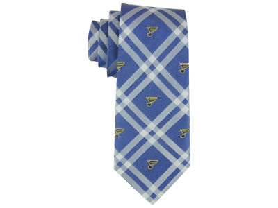 St. Louis Blues Eagles Wings Rhodes Poly Tie