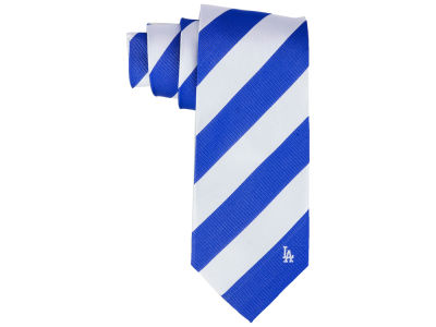 Los Angeles Dodgers Eagles Wings Regiment Woven Silk Tie