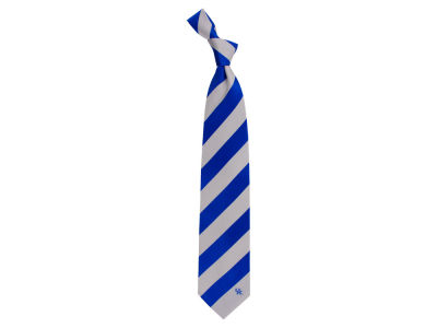 Kentucky Wildcats Eagles Wings Regiment Woven Silk Tie