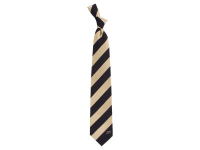 Purdue Boilermakers Regiment Woven Silk Tie