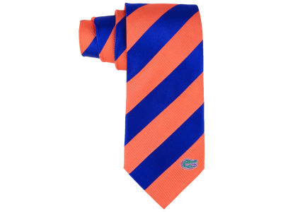 Florida Gators Regiment Woven Silk Tie
