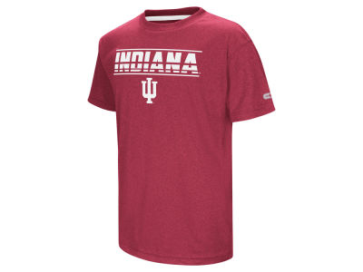 Indiana Hoosiers Colosseum NCAA Youth Head Start T-Shirt