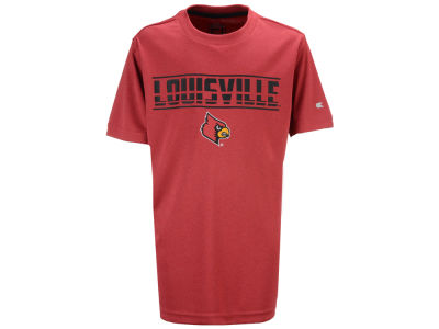 Louisville Cardinals Colosseum NCAA Youth Head Start T-Shirt
