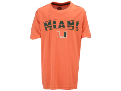 Miami Hurricanes Colosseum NCAA Youth Head Start T-Shirt
