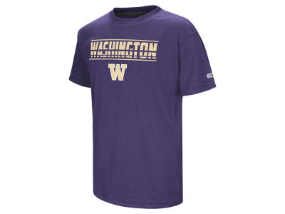 Washington Huskies Colosseum NCAA Youth Head Start T-Shirt