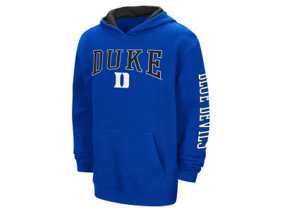 Duke Blue Devils Colosseum NCAA Youth Zone Pullover Hoodie