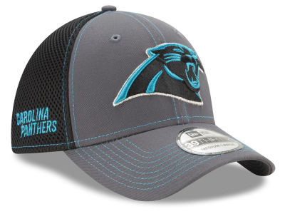Carolina Panthers New Era NFL Shock Stitch Neo 39THIRTY Cap