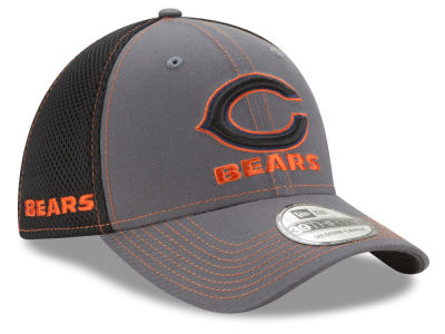 Chicago Bears New Era NFL Shock Stitch Neo 39THIRTY Cap