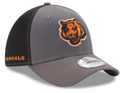 Cincinnati Bengals New Era NFL Shock Stitch Neo 39THIRTY Cap