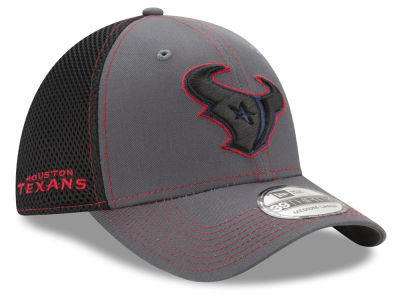 Houston Texans New Era NFL Shock Stitch Neo 39THIRTY Cap