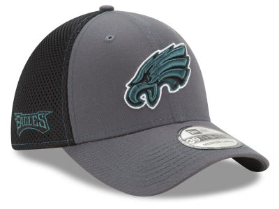 Philadelphia Eagles New Era NFL Shock Stitch Neo 39THIRTY Cap