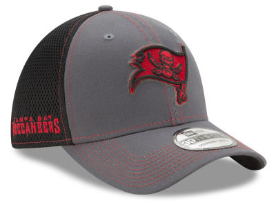 Tampa Bay Buccaneers New Era NFL Shock Stitch Neo 39THIRTY Cap