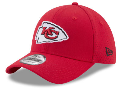 Kansas City Chiefs New Era NFL Prime Pierce 39THIRTY Cap