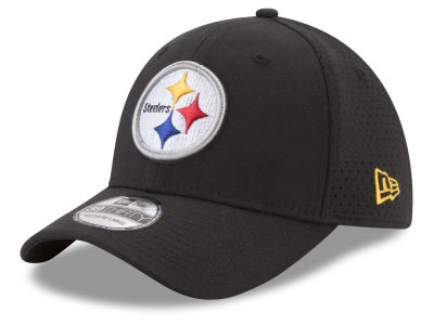 Pittsburgh Steelers New Era NFL Prime Pierce 39THIRTY Cap