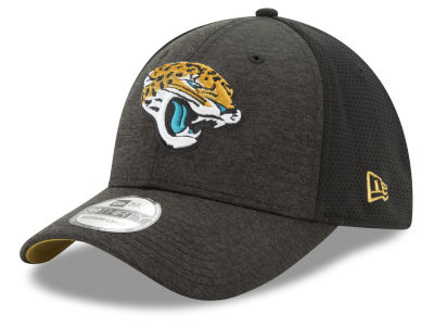 Jacksonville Jaguars New Era NFL Shadowed Team 39THIRTY Cap