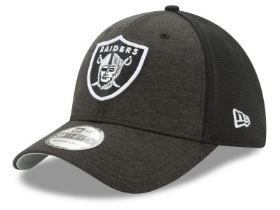 Oakland Raiders New Era NFL Shadowed Team 39THIRTY Cap