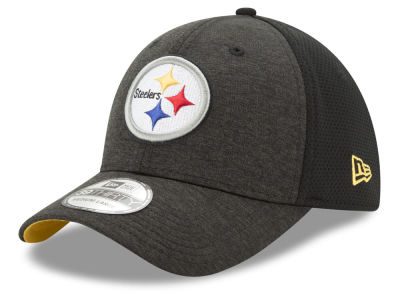 Pittsburgh Steelers New Era NFL Shadowed Team 39THIRTY Cap