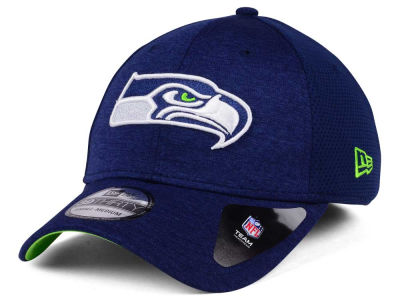 Seattle Seahawks New Era NFL Shadowed Team 39THIRTY Cap