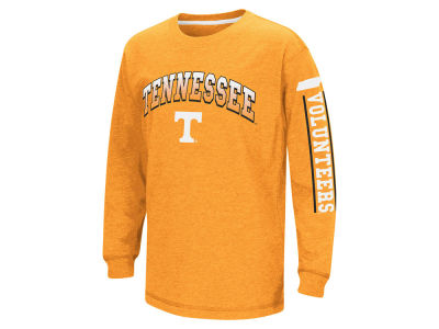 Tennessee Volunteers Colosseum NCAA Youth Grandstand Long Sleeve T-Shirt