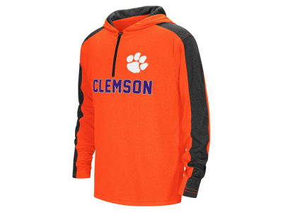 Clemson Tigers Colosseum NCAA Youth Hotshot Quarter Zip Hoodie
