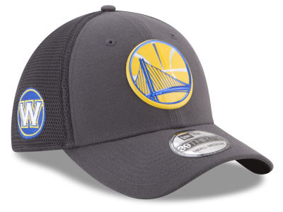 Golden State Warriors New Era 2017 NBA On Court Graph 39THIRTY Cap