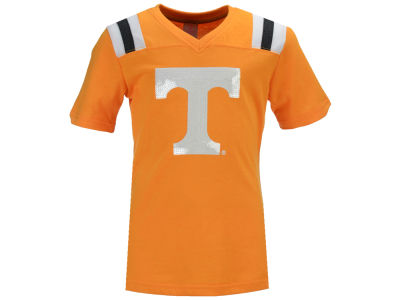 Tennessee Volunteers Colosseum NCAA Youth Girls Rugby T-Shirt