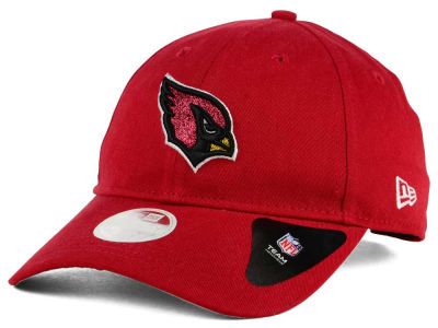 Arizona Cardinals New Era NFL Team Glisten 9TWENTY Cap