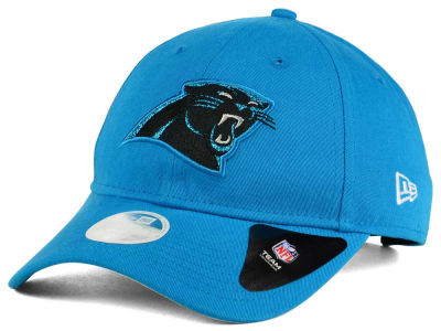 Carolina Panthers New Era NFL Team Glisten 9TWENTY Cap