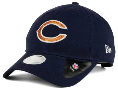 Chicago Bears New Era NFL Team Glisten 9TWENTY Cap