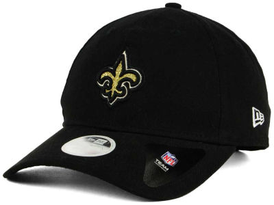 New Orleans Saints New Era NFL Team Glisten 9TWENTY Cap