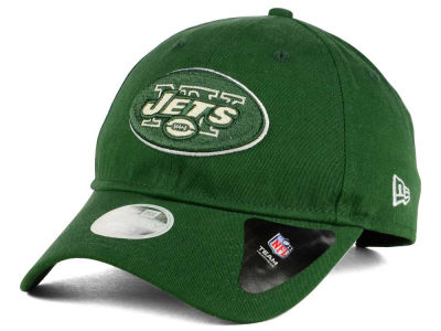 New York Jets New Era NFL Team Glisten 9TWENTY Cap