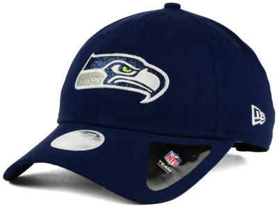 Seattle Seahawks NFL Team Glisten 9TWENTY Cap