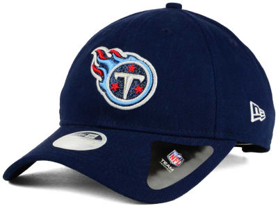 Tennessee Titans New Era NFL Team Glisten 9TWENTY Cap